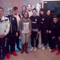 Το δικό τους μήνυμα έδωσαν οι αθλήτριες των ομάδων που συμμετείχαν στο 16ο Final 4 Κυπέλου Γυναικών Handball στην Κοζάνη