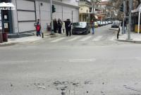 Τροχαίο ατύχημα στην Κοζάνη για τον Βουλευτή του ΣΥΡΙΖΑ Κοζάνης Μ. Δημητριάδη – Δείτε φωτογραφίες