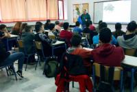 Η Παγκόσμια Ημέρα Δασοπονίας γιορτάστηκε στο 8ο Γυμνάσιο Κοζάνης