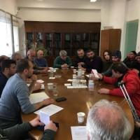 Συνεργασία σε θέματα εργασίας του ΤΟ.ΣΥ.Ν Ελλησπόντου Κοζάνης με τον Σύλλογο ΑΜΕΑ Π.Ε. Κοζάνης