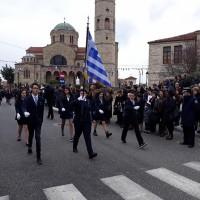 Με λαμπρότητα οι εορταστικές εκδηλώσεις της επετείου της 25ης Μαρτίου στον Δήμο Βοΐου – Δείτε φωτογραφίες