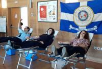 Επιτυχημένη η εθελοντική αιμοδοσία από τη Διεθνή Ένωση Αστυνομικών Κοζάνης – Δείτε φωτογραφίες