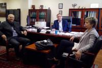 Συνάντηση του Σωματείου Συνταξιούχων ΔΕΗ Δυτικής Μακεδονίας με τον Διοικητή του ΕΤΕΑΕΠ στην Αθήνα