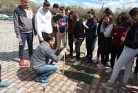 Σχολικές γιορτές και εκδηλώσεις του 4ου ΓΕΛ Κοζάνης: Συμμετοχή στο Πείραμα του Ερατοσθένη 2018 – Δείτε φωτογραφίες