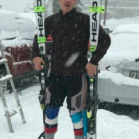 Γιώργος Καράτζιας από τη Λευκοπηγή Κοζάνης ο μεγάλος πρωταγωνιστής των αγώνων του Πανελληνίου Πρωταθλήματος Αλπικού Σκι