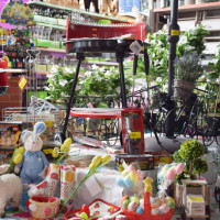 Η μεγαλύτερη ποικιλία σε λαμπάδες και πασχαλινά είδη στα Happy Market Jumbo στην Κοζάνη