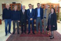 Βίντεο: Ο δρόμος Αγίου Γεωργίου Γρεβενών – Γρεβενά στο επίκεντρο της συνάντησης στην Περιφέρεια