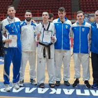 4 αθλητές συμμετείχε η Μακεδονική Δύναμη Κοζάνη στο Πανελλήνιο Πρωτάθλημα Ταεκβοντο – Δύο μετάλλια ο απολογισμός