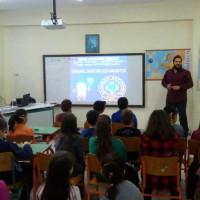 Συνεχίζονται οι ενημερωτικές διαλέξεις της Αστυνομίας για την ασφαλή πλοήγηση στο διαδίκτυο, σε μαθητές της Δυτικής Μακεδονίας