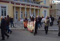 Ανακοίνωση για το συλλαλητήριο της Πέμπτης 22 Μαρτίου στην Κοζάνη