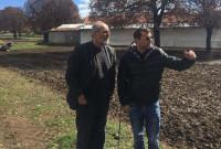Αποκαταστάθηκε η βλάβη του δικτύου ύδρευσης στην Τ.Κ. Μεσιανής Κοζάνης
