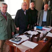 Υπογραφή σύμβασης μελέτης ύδρευσης του οικισμού Λουκομίου στον Δήμο Βοΐου