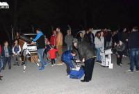 Πραγματοποιήθηκε η πρώτη φετινή βραδιά παρατήρησης του έναστρου ουρανού στην Κοζάνη – Δείτε βίντεο και φωτογραφίες