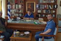 Άρση των παραιτήσεων του Δ.Σ. Επαγγελματιών Ψαράδων έπειτα από την συνάντησή τους με τον Αντιπεριφερειάρχη Κοζάνης