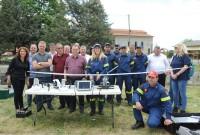Με επιτυχία πραγματοποιήθηκε η διασυνοριακή πυροσβεστική άσκηση «Balkan 2018» στο Μηλοχώρι Εορδαίας – Δείτε φωτογραφίες