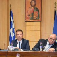 Δείτε τις δηλώσεις του Φ. Κεχαγιά, Γ. Αδαμίδη και Γ. Δακή στο Έκτακτο Περιφερειακό Συμβούλιο με θέμα τις εξελίξεις στη ΔΕΗ