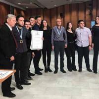 Συγχαρητήριο μήνυμα Δημάρχου Βοΐου για το Μουσικό Σχολείο Σιάτιστας
