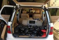 Καστοριά: Έκρυβαν στο ρεζερβουάρ της υγραεριοκίνησης του αμαξιού τους 32 κιλά χασίς – 2 συλλήψεις Αλβανών – Δείτε βίντεο και φωτογραφίες