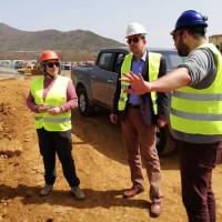 Επίσκεψη του Βουλευτή Γ. Θεοφύλακτου σε εγκαταστάσεις επεξεργασίας και εξόρυξης χρωμίτη στα όρια των Νομών Κοζάνης – Γρεβενών