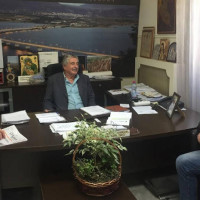Δήμος Σερβίων–Βελβεντού: Υπογραφή σύμβασης έργου που δίνει λύση στο πρόβλημα ύδρευσης των Λαζαράδων