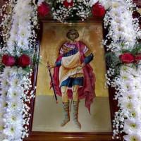 Το πρόγραμμα εορτασμού του Ι.Ν. Αγίου Γεωργίου Σερβίων