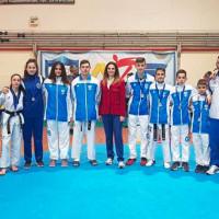 Με 10 μετάλλια επέστρεψαν οι αθλητές της Μακεδονικής Δύναμης Κοζάνης από το 2ο Προκριματικό της ΕΤΑΒΕ