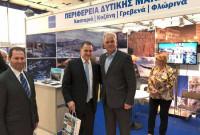 Στην Τουριστική Έκθεση «ΤΑΞΙΔΙ 2018» στην Κύπρο συμμετείχε και φέτος η Περιφέρεια Δυτικής Μακεδονίας