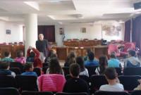 Το Δημαρχείο Εορδαίας επισκέφθηκαν μαθητές του 9ου Δημοτικού Πτολεμαΐδας στο πλαίσιο του μαθήματος «Μελέτη Περιβάλλοντος»