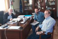 Υπογραφή σύμβασης μελέτης ανάπλασης χώρου αναψυχής Τσοτυλίου