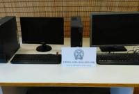 Έφοδος της Αστυνομίας σε κατάστημα της Κοζάνης για παράνομο στοίχημα με 3 συλλήψεις