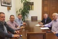 Συνάντηση της ΓΕΝΟΠ/ΔΕΗ με την Κοινοβουλευτική Ομάδα του ΚΚΕ