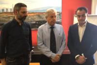 Δέσμευση από τον πρόεδρο της ΔΕΗ για το ζήτημα των πυλώνων της Ποντοκώμης – Δείτε το βίντεο