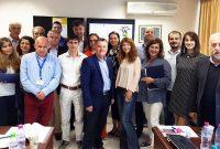 Πραγματοποιήθηκε στα Γρεβενά η πρώτη συνάντηση στελεχών και εταίρων διασυνοριακού προγράμματος για τον πρωτογενή τομέα