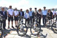 Καστοριά: Πραγματοποιήθηκε αγιασμός για την έναρξη του νέου θεσμού αστυνόμευσης με ποδήλατα – Δείτε φωτογραφίες