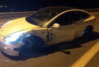 Τροχαίο ατύχημα με Tesla Model 3 κοντά στη Φλώρινα – Κινούνταν με το σύστημα αυτόνομης οδήγησης Autopilot