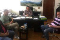 Συνάντηση στην Περιφέρεια Δυτικής Μακεδονίας για τον 13ο Ποδηλατικό Γύρο της Λίμνης Πολυφύτου