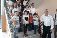Ενθουσίασε το κοινό της Λάρισας η Μαθητική Συμφωνική Ορχήστρα του Δημοτικού Ωδείου Κοζάνης – Δείτε τα βίντεο