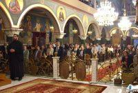 Πλήθος πιστών στον Πανηγυρικό Αρχιερατικό Εσπερινό στον Ι.Ν. των Αγίων Κωνσταντίνου και Ελένης στην Κοζάνη – Δείτε φωτογραφίες