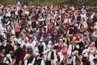 Με τη συμμετοχή 140 Συλλόγων και 2.500 χορευτών πραγματοποιήθηκε στην Αμφίπολη Σερρών η 3η Πανελλήνια Συνάντηση Μακεδόνων