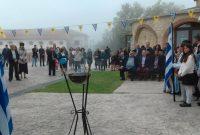 Πραγματοποιήθηκαν και φέτος οι εκδηλώσεις μνήμης για τα θύματα της γενοκτονίας των Ποντίων στην Ιερά Μονή Αγίου Ιωάννη Βαζελώνος