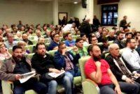 Πραγματοποιήθηκε η ημερίδα του ΚΚΕ στην Κοζάνη για τους δύο δρόμους ανάπτυξης για τη Δυτική Μακεδονία