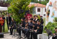 Ο Νίκος Κοτταρίδης και οι μαθητές του στην εκδήλωση μνήμης για τη Γενοκτονία των Ελλήνων του Πόντου στα Γρεβενά – Δείτε το βίντεο
