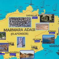 Προκόννησος – «Νήσος του Μαρμαρά » – «Προϊονσέως» – «Prinkipo» – Ελαφόνησος – Marmara Adasi – Του Σταύρου Π. Καπλάνογλου
