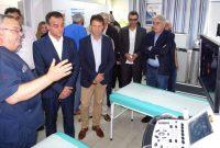Με αρκετούς φορείς παρουσιάστηκε ο νέος υπερσύγχρονος Υπερηχοκαρδιογράφος στο Μαμάτσειο Νοσοκομείο Κοζάνης