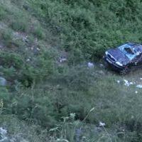 Οικογενειακή τραγωδία στα Τρίκαλα: Αυτοκίνητο με 5μελή οικογένεια έπεσε σε χαράδρα – Νεκρό το μωρό της οικογένειας