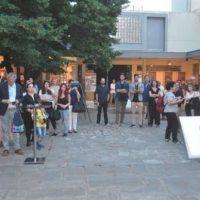 Πραγματοποιήθηκαν στο Αρχαιολογικό Μουσείο Θεσσαλονίκης τα εγκαίνια της Έκθεσης Φωτογραφίας για τη δουλειά των Υπαλλήλων των ΕΦΑ Κοζάνης και Μαγνησίας
