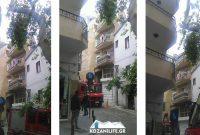 Αναστάτωση από καπνούς σε διαμέρισμα 3ου ορόφου στο κέντρο της Κοζάνης