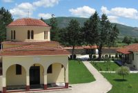 Η γιορτή της Μονής Αγίου Κωνσταντίνου και Ελένης στο Βογατσικό Καστοριάς
