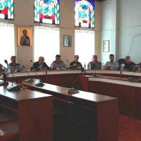 Σύσκεψη για την πολιτική προστασία στο Δήμο Βοΐου για την προετοιμασία της αντιπυρικής περιόδου