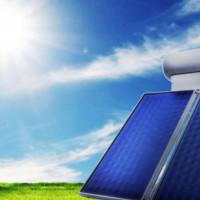 Γνωριμία με έναν ηλιακό θερμοσίφωνα